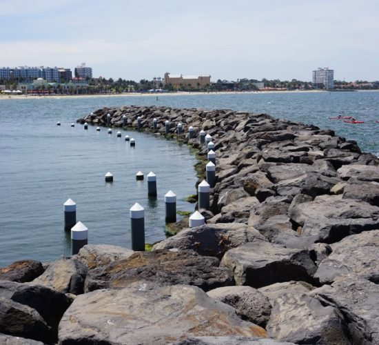 Image of rocks in Victoria